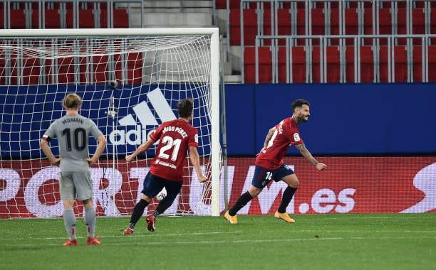 |CRÓNICA| Osasuna 1-0 Athletic: Tres puntos de centenario