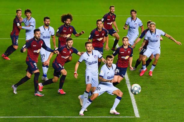  PREVIA  Osasuna–Atlético: En busca de una buena continuidad