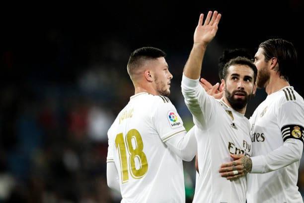 Carvajal y Jovic no estarán en la semifinales de la Supercopa de España