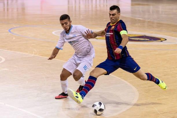  Crónica LNFS  El Palma vuelve a liderar, Barça e Inter ganan en Europa