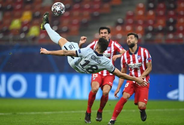 Crónica  Atlético de Madrid 0 - 1 Chelsea FC: Derrota dura en Bucarest