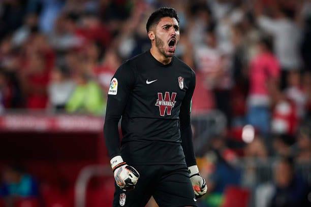 Rui Silva, sobre el Granada: