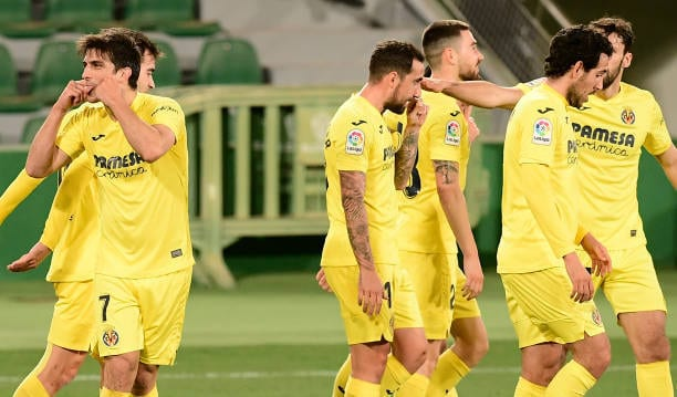 Posibles XI para el encuentro Villarreal - Real Betis