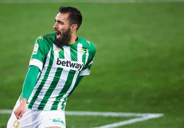 Borja Iglesias se puede perder el encuentro contra el Villarreal