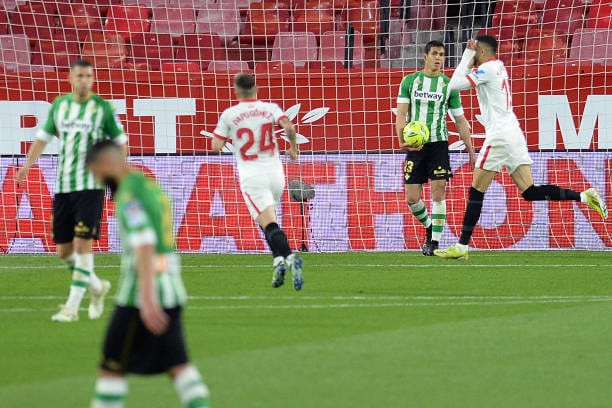 Crónica| Sevilla FC 1-0 Real Betis: En-Nesyri tiñe de rojo el derbi