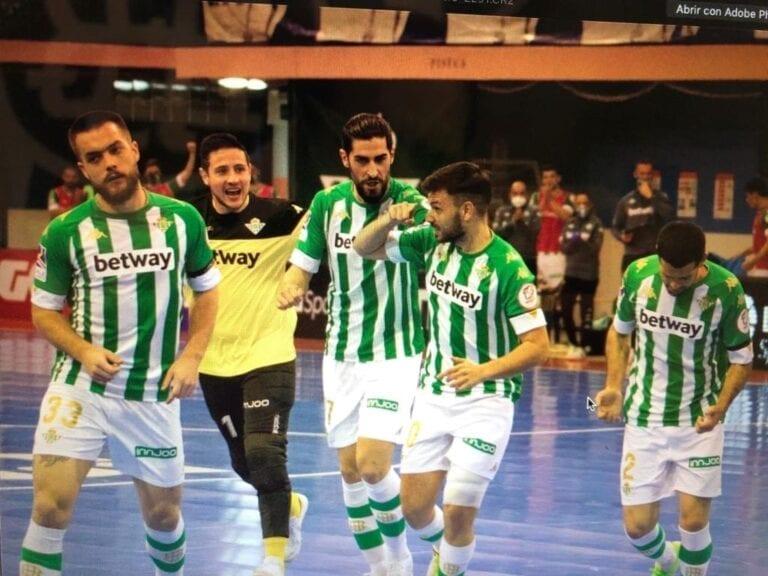 Crónica  Real Betis Futsal 5-0 O' Parrulo: Vuelta a la senda de la victoria