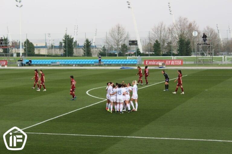 Crónica| Real Madrid 2-0 Logroño: Las blancas sentencian al Logroño