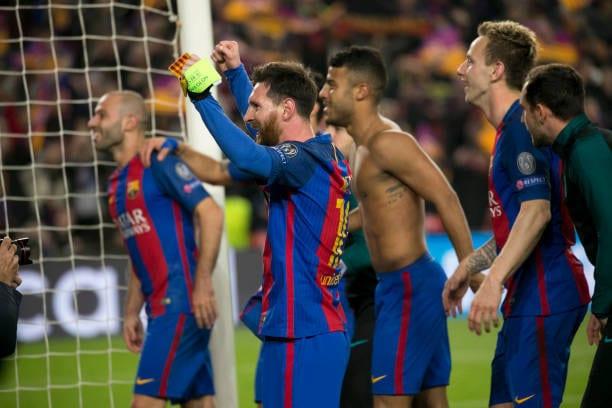 La reencarnación de Messi para la remontada frente al PSG
