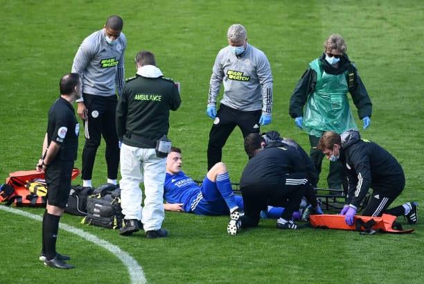 Enésima lesión importante en el Leicester; Harvey Barnes KO 6 semanas