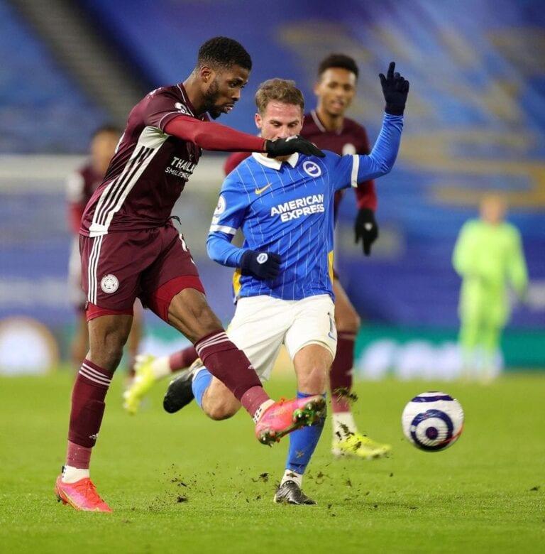Crónica| Brighton 1-2 Leicester: El Leicester vuelve al camino de la victoria