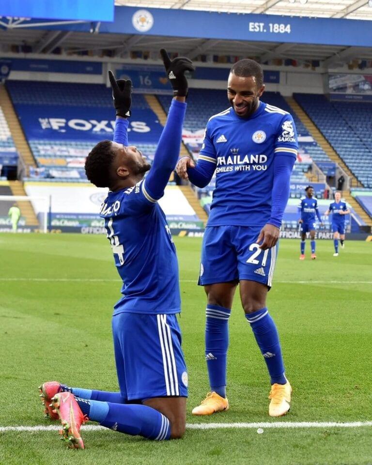 Crónica| Leicester 5-0 Sheffield United: El Leicester fulmina al Sheffield