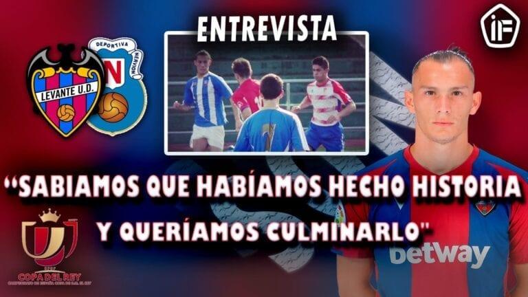 Entrevista FRANCISCO HIDALGO, SON: Desde la AD NERVIÓN hasta Primera División con el LEVANTE UD