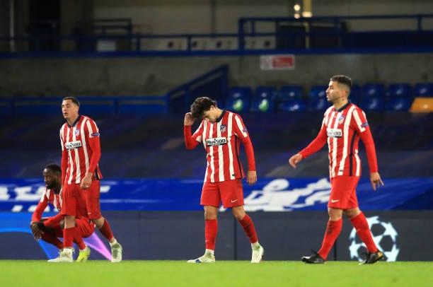 Crónica  Chelsea FC 2-0 Atlético de Madrid: Adiós por la puerta de atrás
