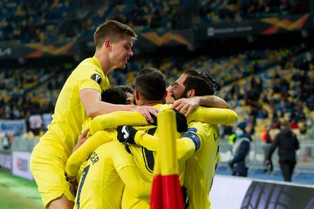 Crónica  Dinamo Kiev 0-2 Villarreal CF: El submarino flota en Europa