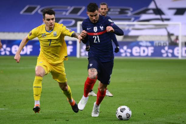 Crónica  Francia 1-1 Ucrania: Solidez defensiva para frenar a un grande