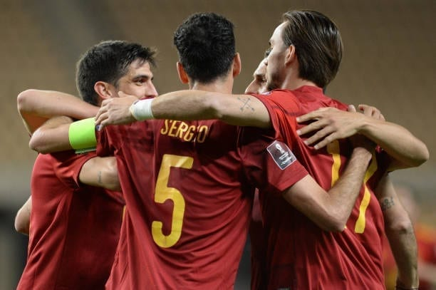 Crónica  España 3-1 Kosovo: Un paso más cerca de Catar