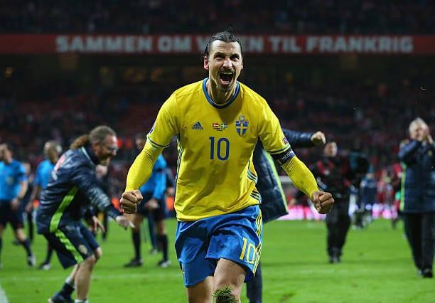 Zlatan Ibrahimovic, convocado por Suecia: