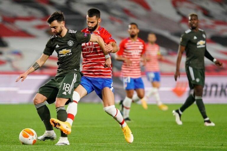 Crónica| Granada CF 0-2 Manchester United: El coraje no fue suficiente