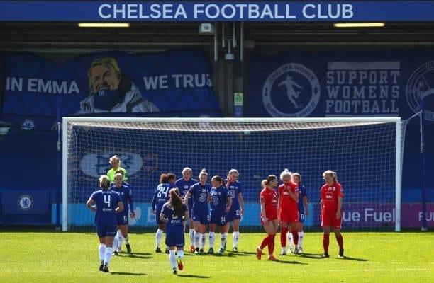 Crónica  Chelsea F 6 - 0 Birmingham F:  La apisonadora