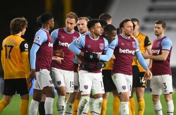 Crónica  Wolves 2 – 3 West Ham: El West Ham sueña con la Champions