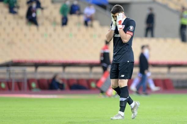 La Selección y el Athletic, víctimas del irregular rendimiento de Unai Simón