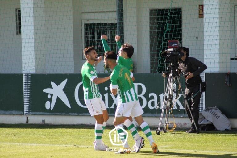 Crónica  Betis Deportivo 3–1 Sanluqueño: remontada para seguir soñando