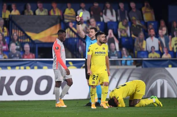 Estos jugadores del Villarreal podrían perderse las semifinales de la UEFA