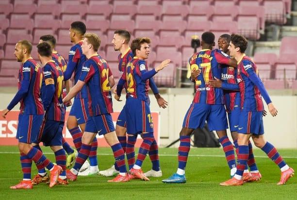 Un Barça intratable espera ansioso 'El Clásico' del sábado
