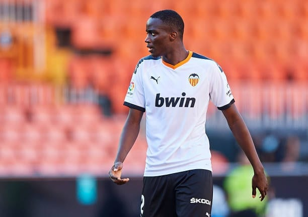 El Valencia CF apoya a su jugador Mouctar Diakhaby