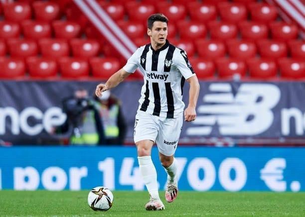 Ya se conoce el alcance de la lesión de Radoja, futbolista del Levante