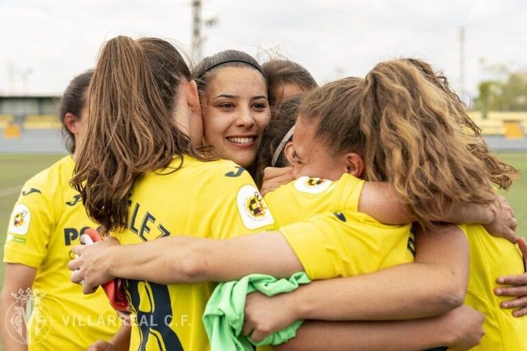 El Villarreal CF Femenino, a un paso de la Primera Iberdrola