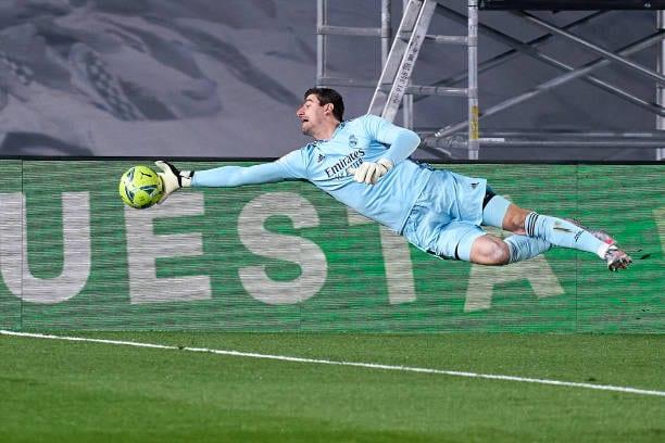 """Courtois: """"El Madrid es el más grande y se nota en la presión de la afición"""""""