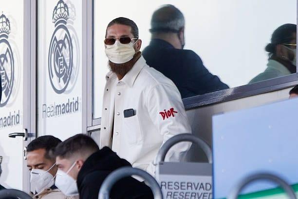 Sergio Ramos sufre una nueva lesión en su pierna izquierda
