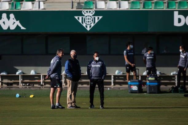 Cordón analiza la situación actual del club y elogia a técnico y jugadores