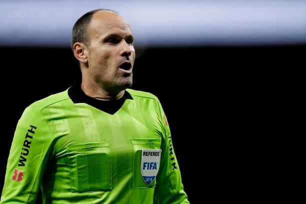 Mateu Lahoz, el encargado de dirigir el Barça-Atlético