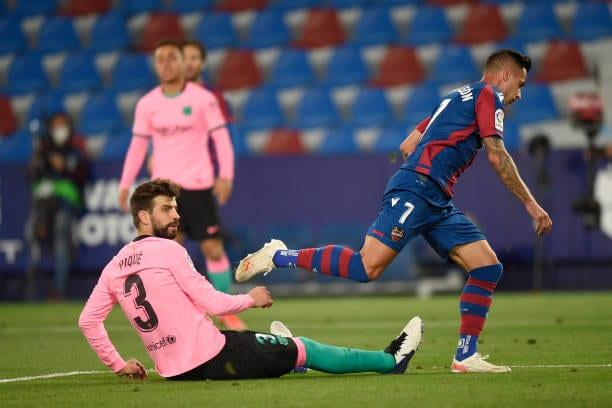 El FC Barcelona vuelve a fallar en otro partido decisivo