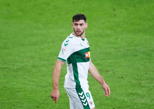 Oficial  El Elche CF se queda con el argentino Lucas Boyé